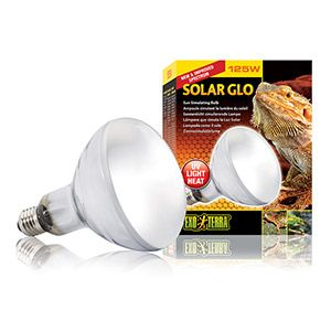ExoTerra SolarGlo Mercury Vapour Lamp - 80W, 125W and 160W