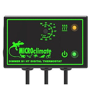Microclimate Dimmer B1 HT Black or Green 600W (HiTemp)