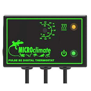 Microclimate Pulse B2 Black or Green 600W
