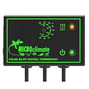 Microclimate Pulse B2 HT Black or Green  600W (HiTemp)