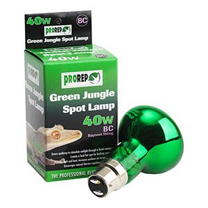 ProRep Green Jungle Spot Lamp 40W, 60W and 100W